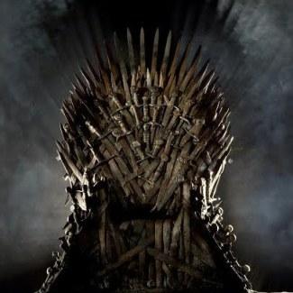 El Trono de Hierro, por el que tantos pelean.